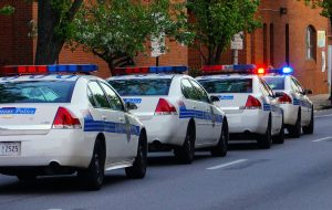 Police Cars, Tuch a Truck