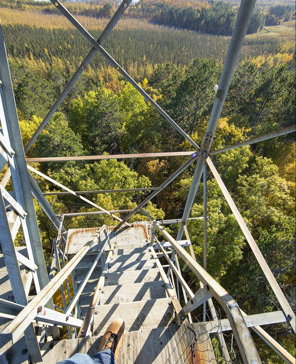 Big Sandy Overlook Tower | McGregor Chamber