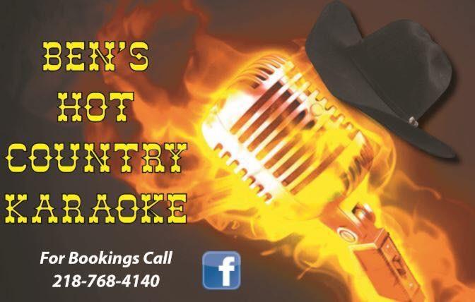 Ben's Hot Country Karaoke