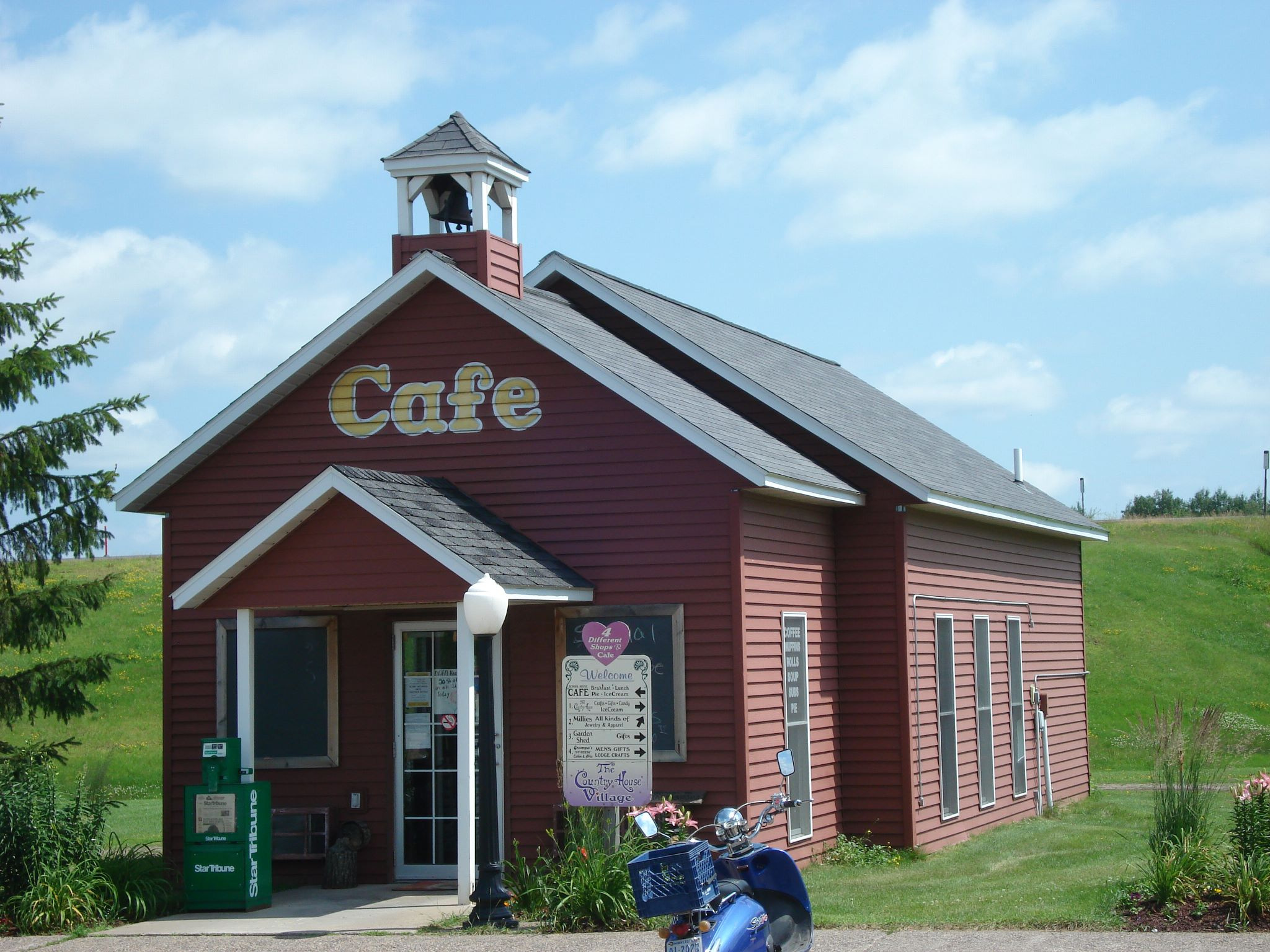 School House Cafe