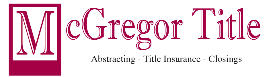 McGregor Title, Inc