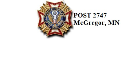 VFW Post 2747 & Auxiliary